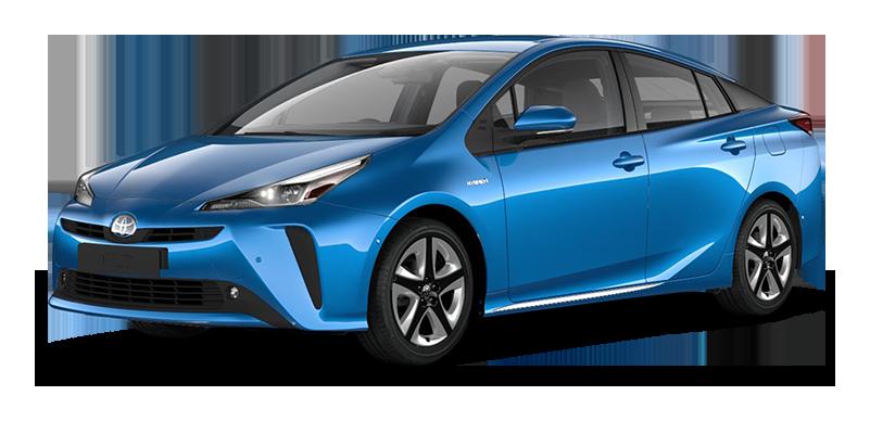 Toyota Prius хэтчбек 1.8 AT Luxe