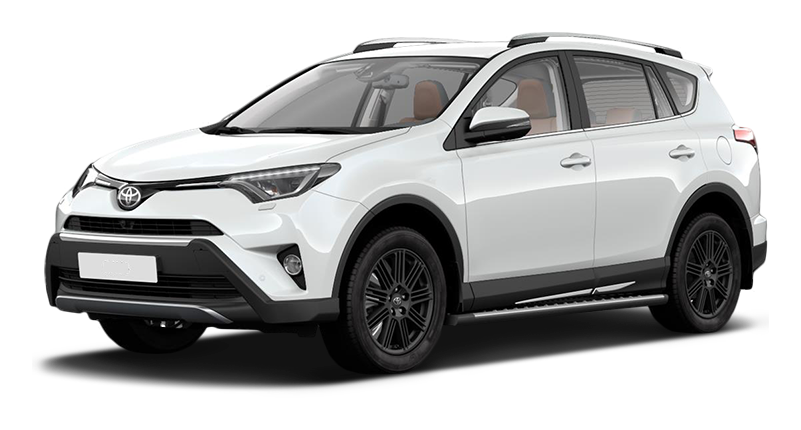 Toyota RAV4 внедорожник