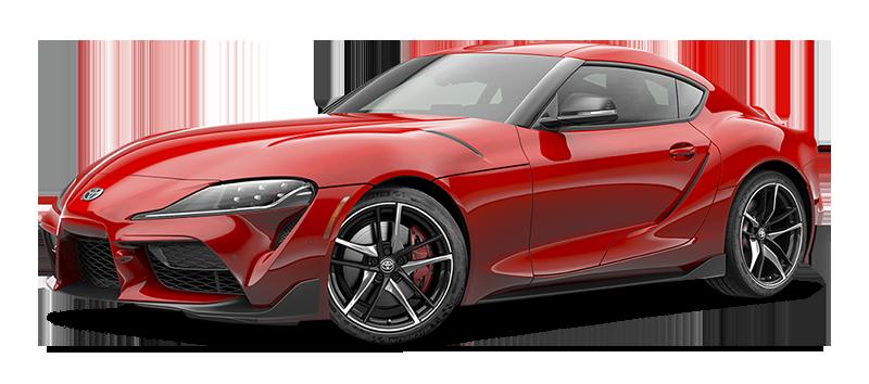 Toyota Supra купе