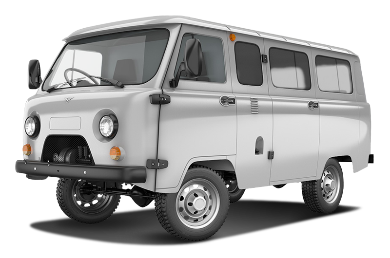 UAZ 2206 (микроавтобус) микроавтобус