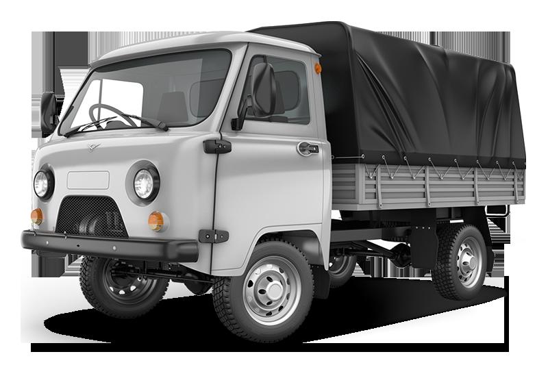 UAZ 3303  2.7 MT Одинарная кабина с бортом