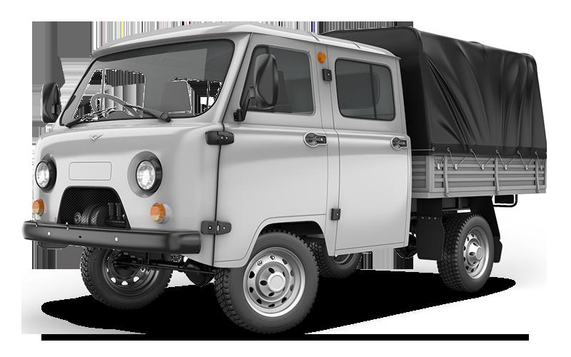 UAZ 3909 (фургон) фургон