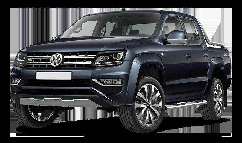 Volkswagen Amarok пикап 2 MT Canyon