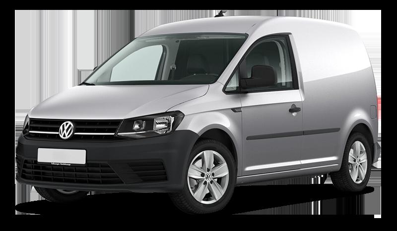 Volkswagen Caddy (коммерческий) фургон