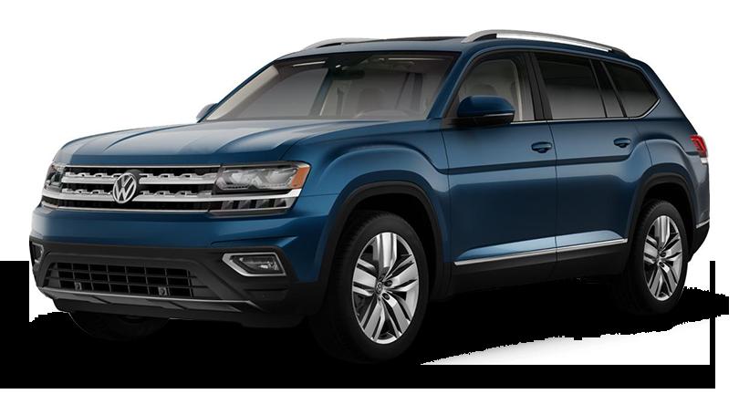 Volkswagen Teramont внедорожник