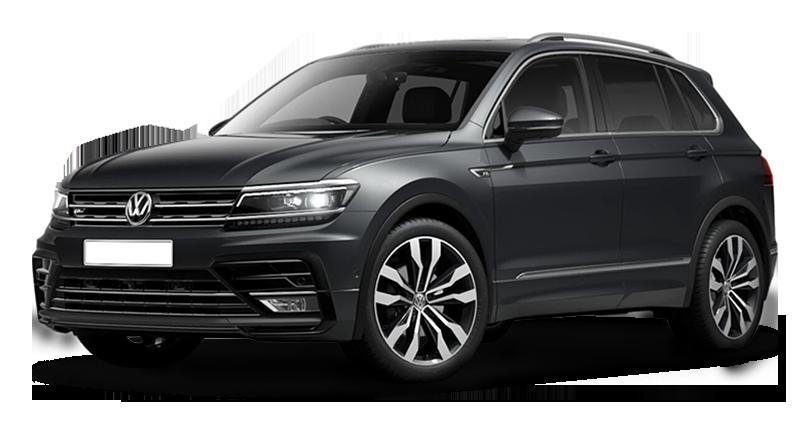 Volkswagen Tiguan внедорожник 1.4 MT Trendline