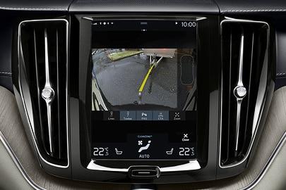 Видеокамера для облегчения парковки