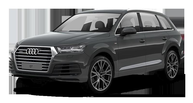 Audi Q7 3.0 (249 л.с.) 8AT AWD фото