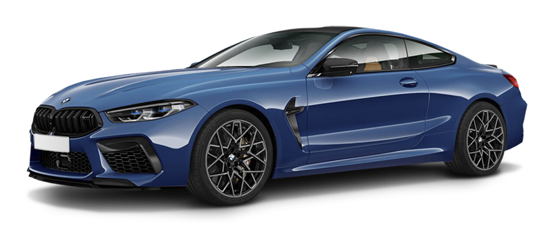 Bmw M8 Coupe 4.4 (600 л.с.) 8AT AWD фото