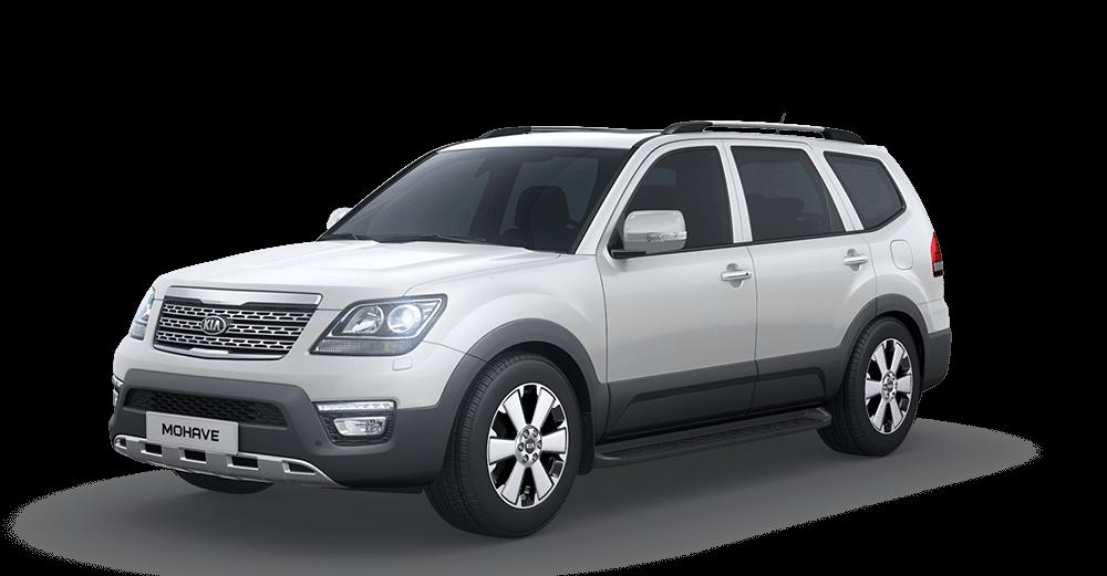Kia Mohave Premium 2019 - комплектация и фото: Автомат коробка передач, дизельный двигатель, цвет: Snow White Pearl у официальных дилеров в Всей России 13441