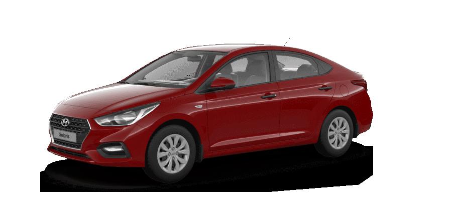 Hyundai Solaris Седан (Comfort)