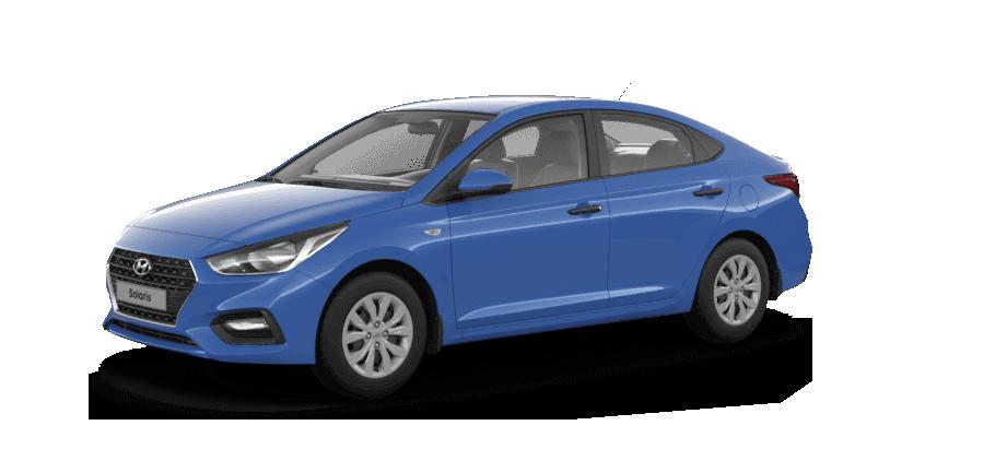 Hyundai Solaris Седан (Comfort + Advanced)