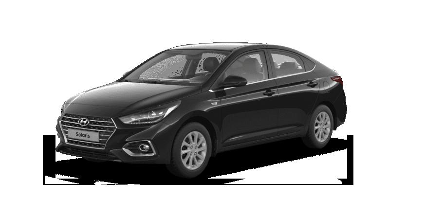 Hyundai Solaris седан (Elegance)