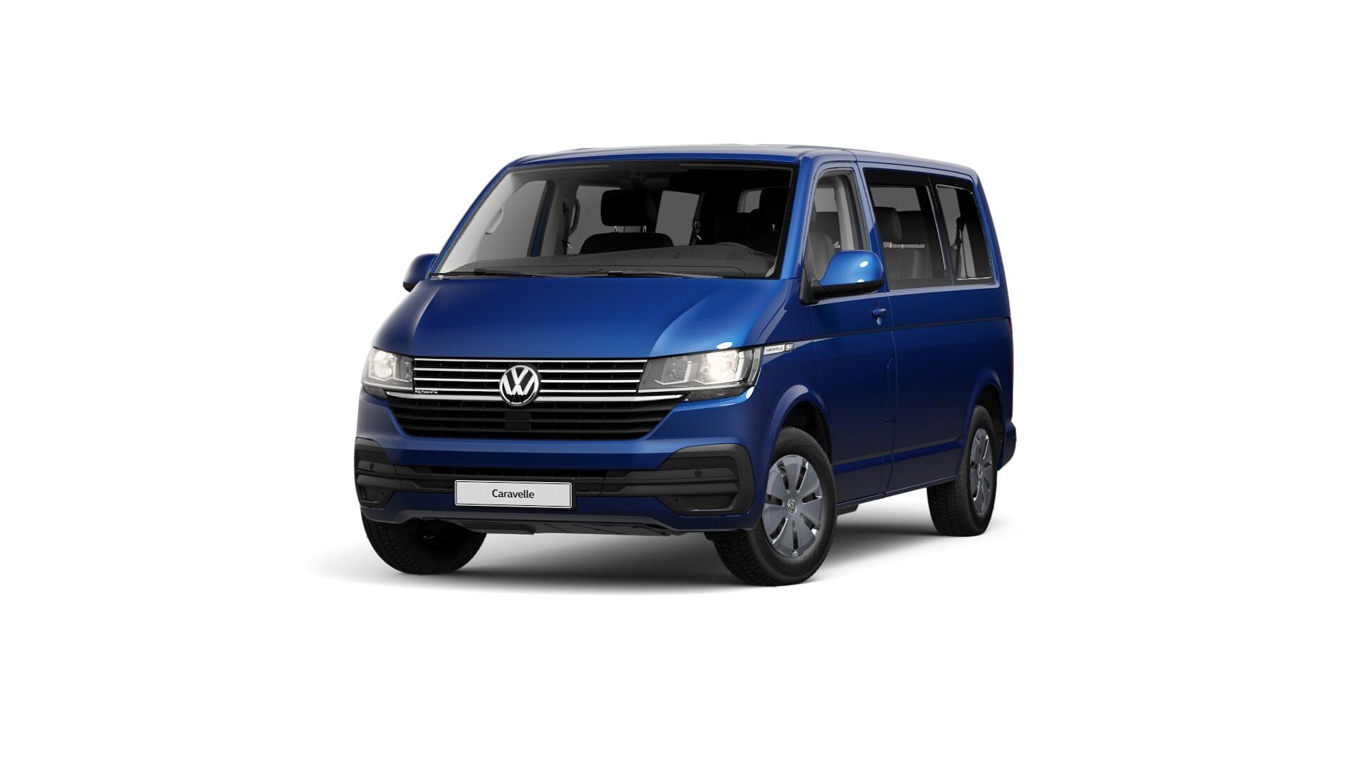 Volkswagen Caravelle компактвэн/минивэн (Comfortline)
