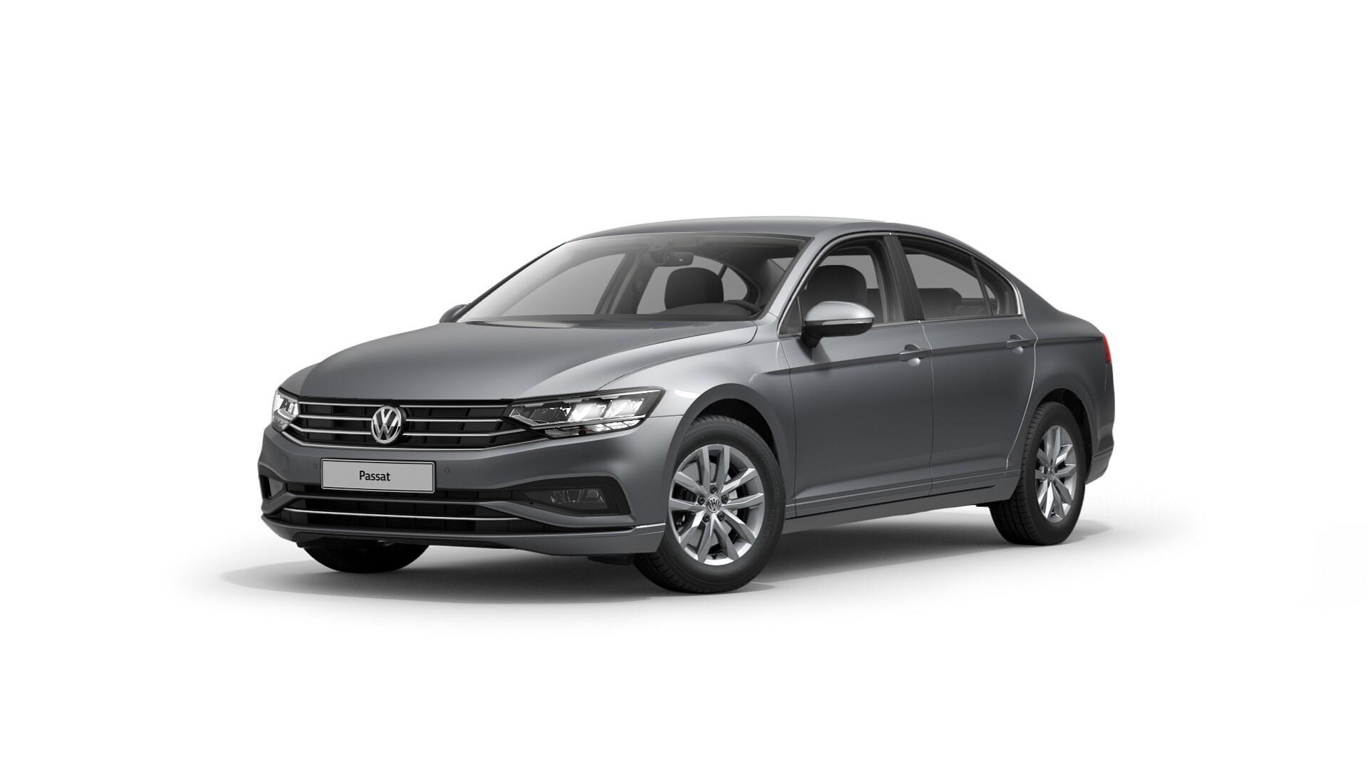 Volkswagen Passat new Седан (Business)