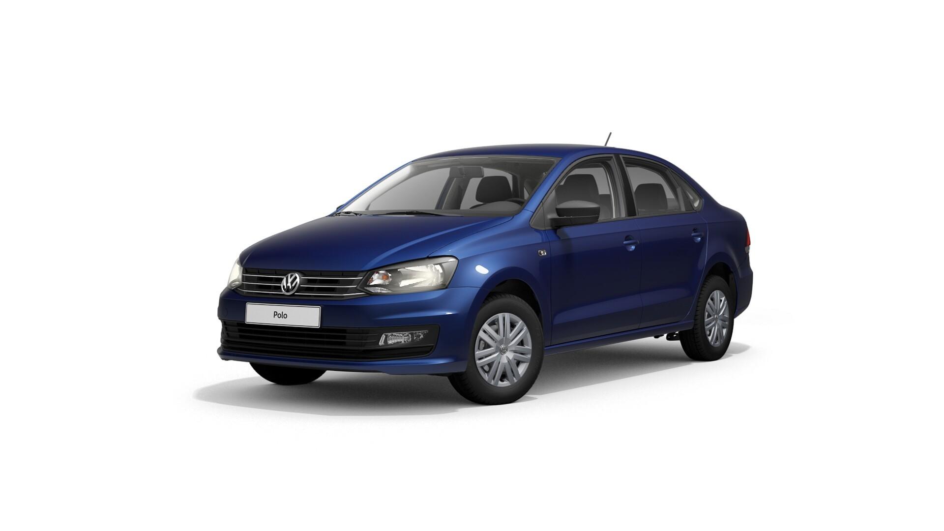 Volkswagen Polo Седан (Trendline)