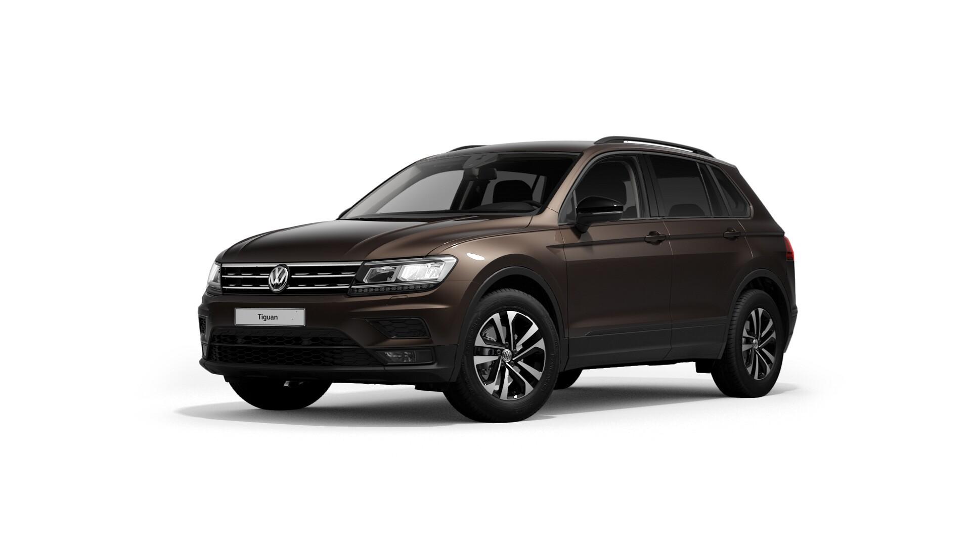 Volkswagen Tiguan Внедорожник (Connect)