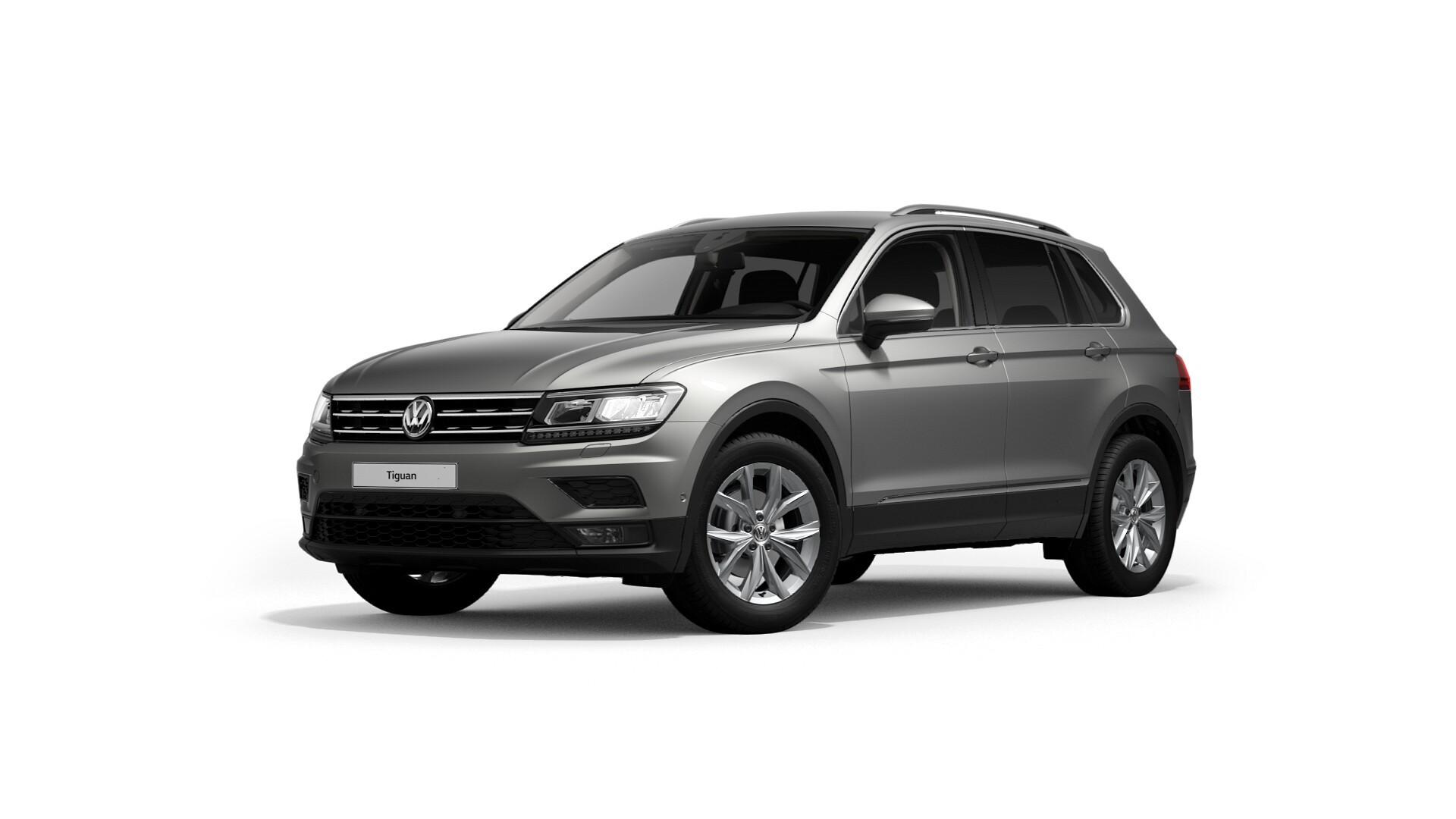 Volkswagen Tiguan Внедорожник (Highline)