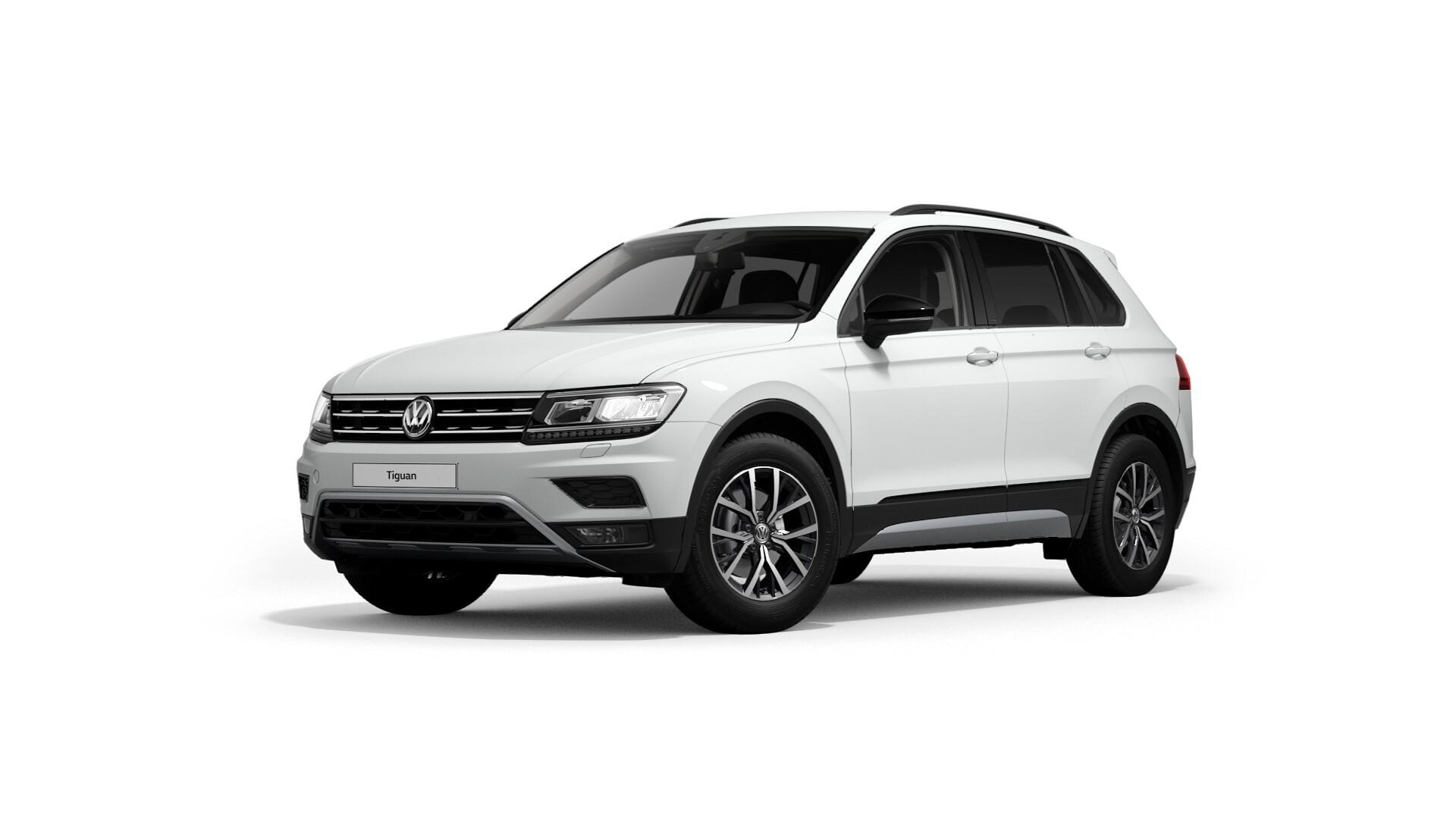 Volkswagen Tiguan Внедорожник (Offroad)