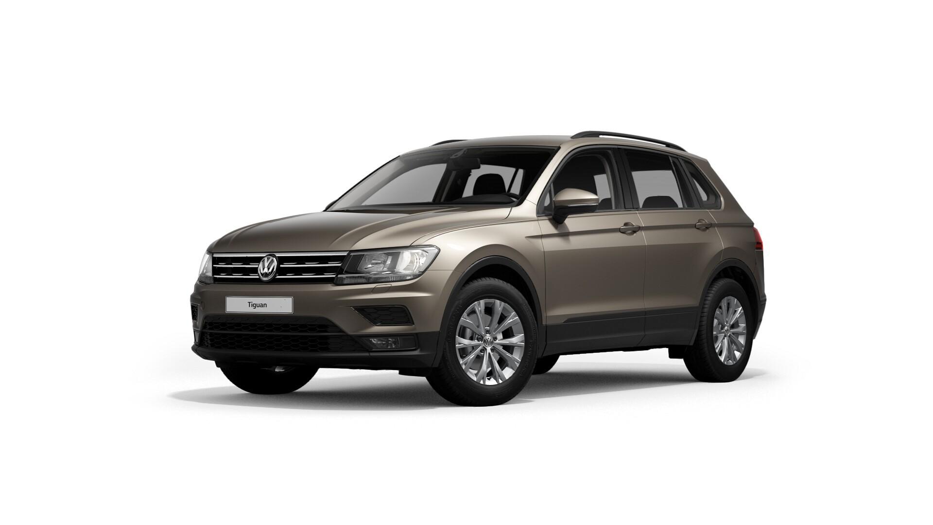 Volkswagen Tiguan Внедорожник (Trendline)