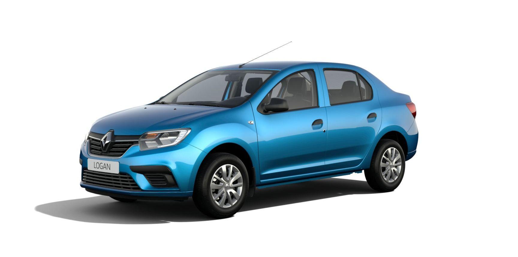 Renault Logan Седан (Life)