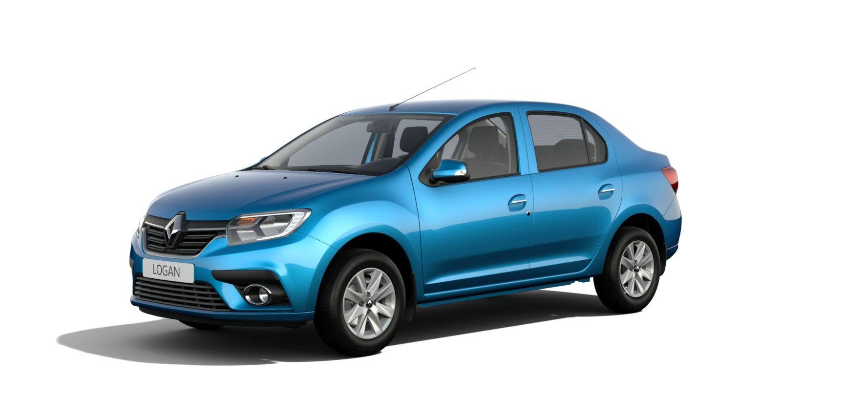 Renault Logan Седан (Drive)