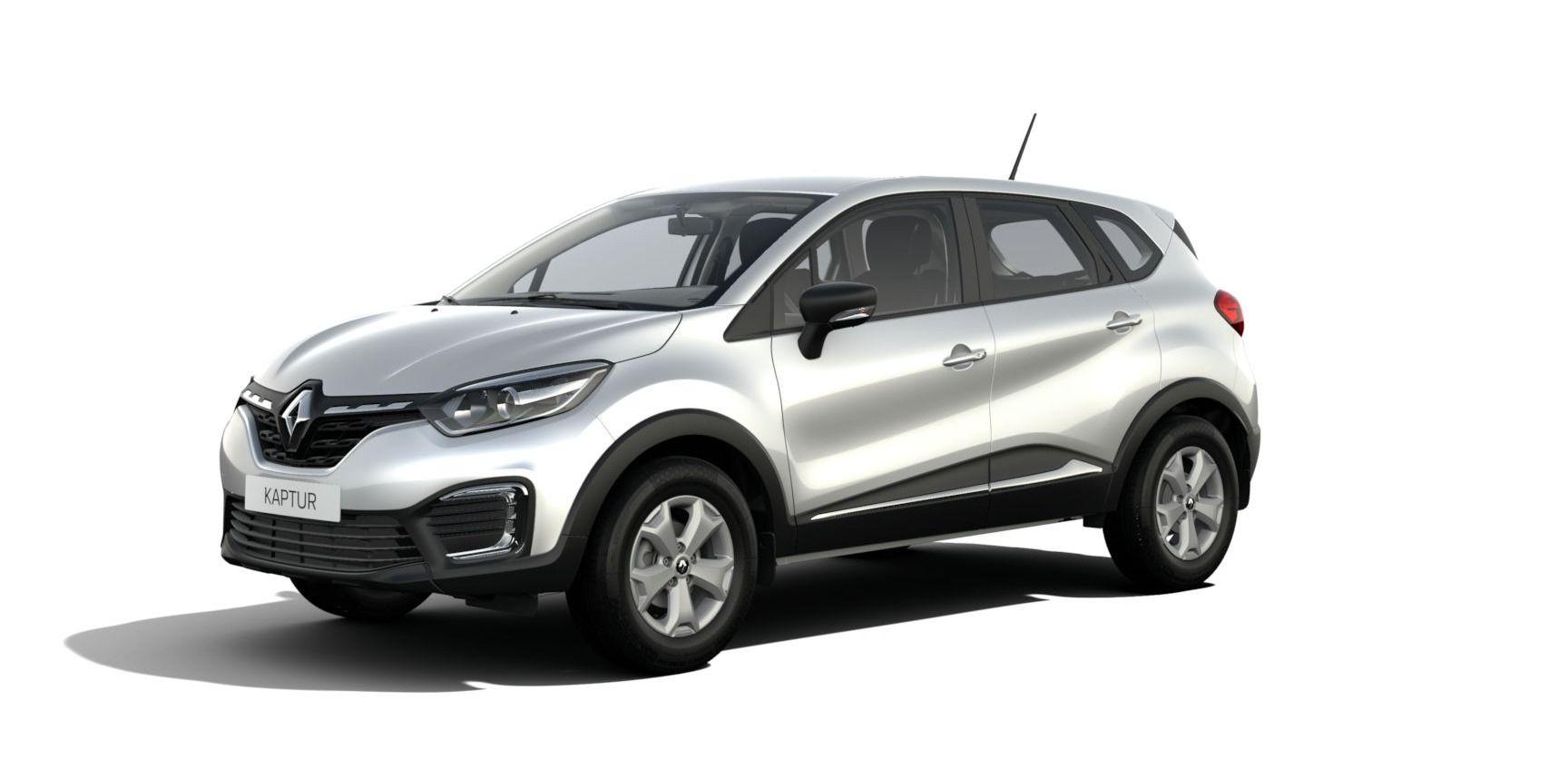 Renault Kaptur Внедорожник (Life)