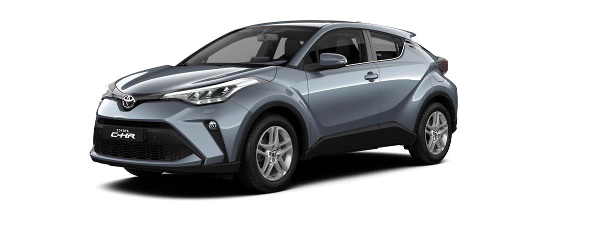 Toyota C-HR Внедорожник (Hot)