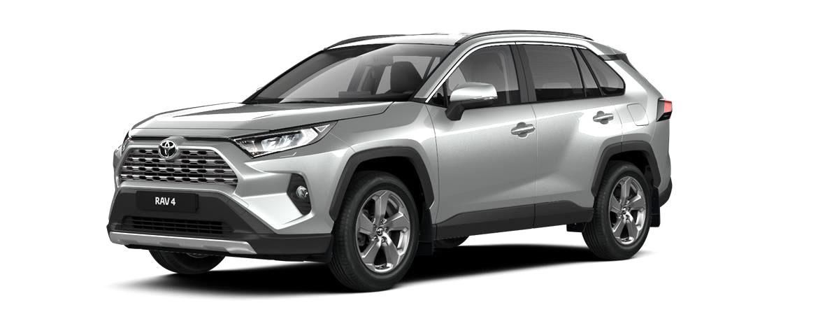 Toyota RAV4 Внедорожник (Комфорт)