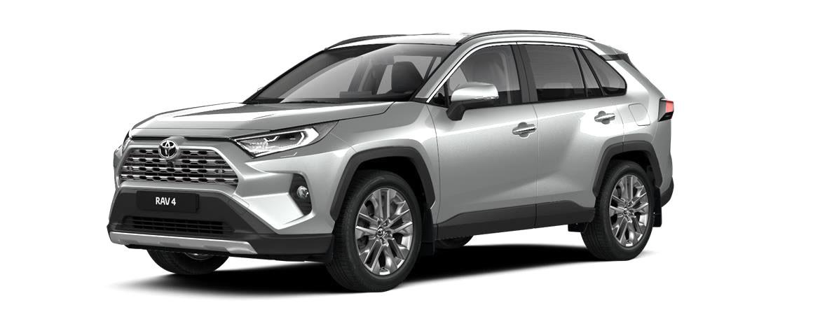 Toyota RAV4 Внедорожник (Престиж)