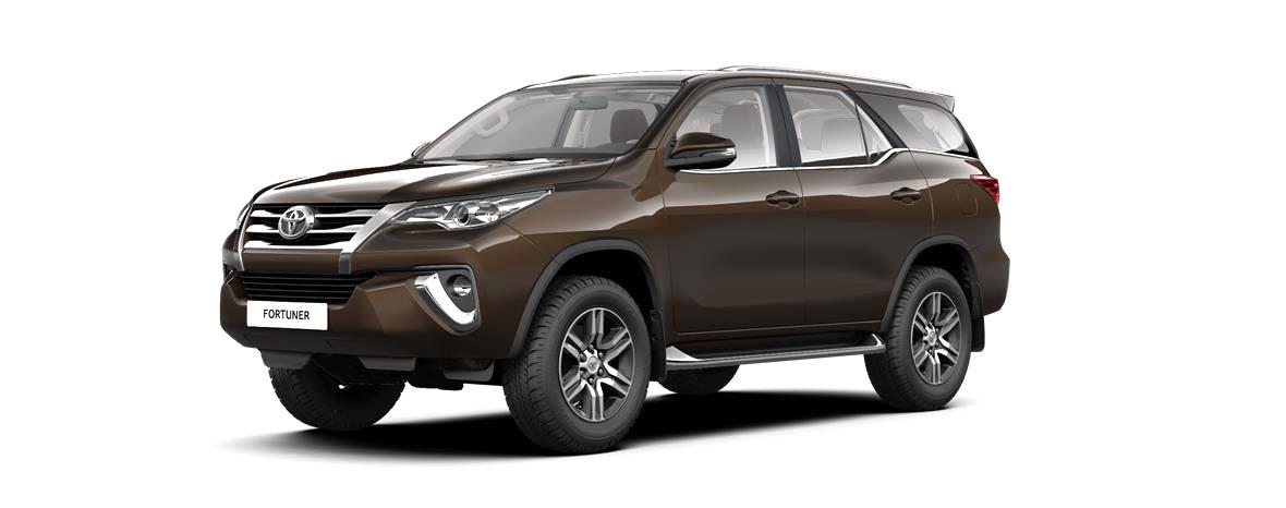 Toyota Fortuner Внедорожник (Comfort)