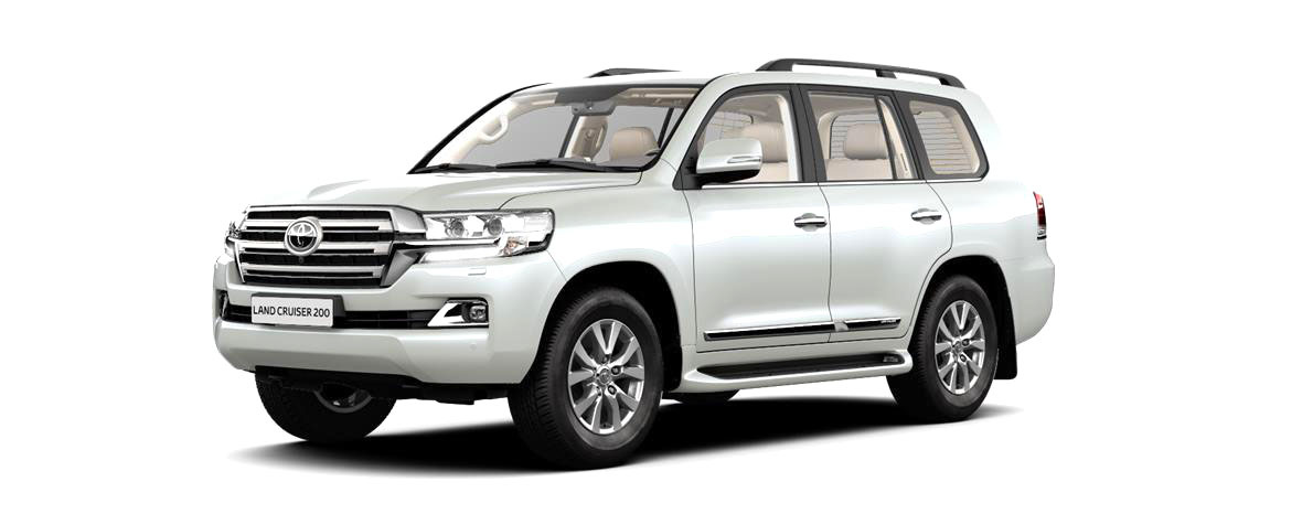 Toyota Land Cruiser 200 Внедорожник (Luxe Safety)
