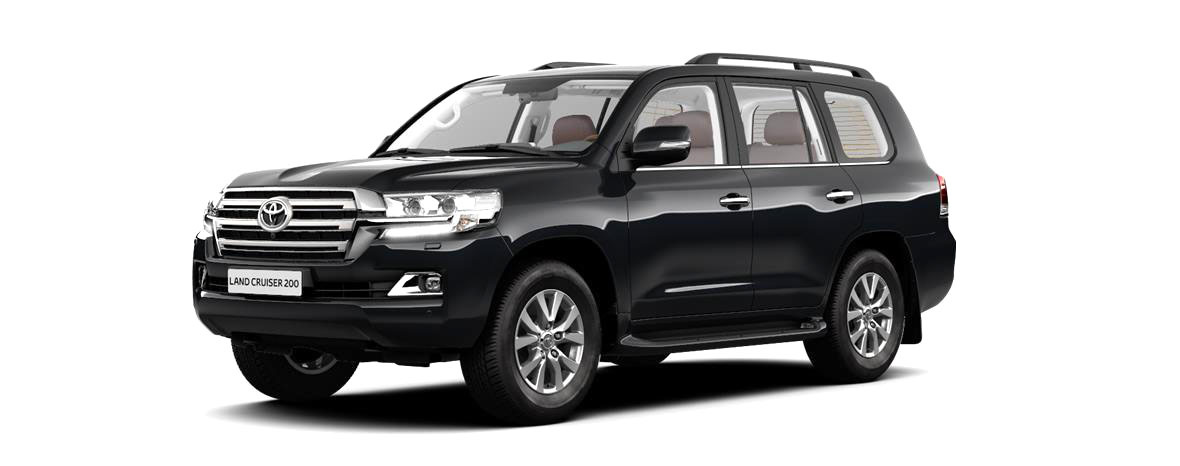 Toyota Land Cruiser 200 Внедорожник (Prestige)