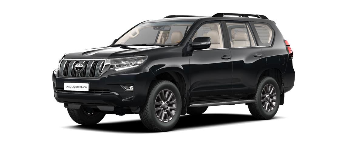 Toyota Land Cruiser Prado Внедорожник (Luxe Safety)