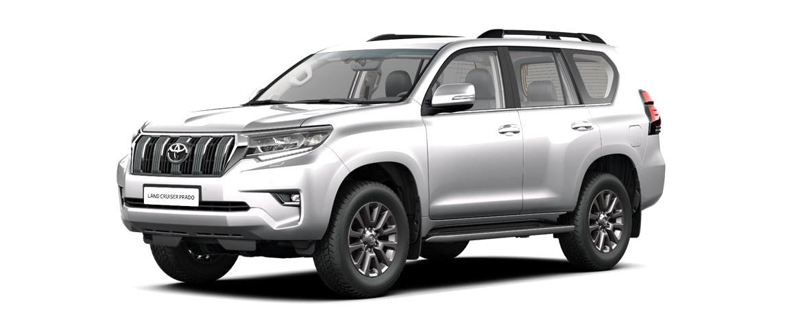 Toyota Land Cruiser Prado Внедорожник (Elegance)