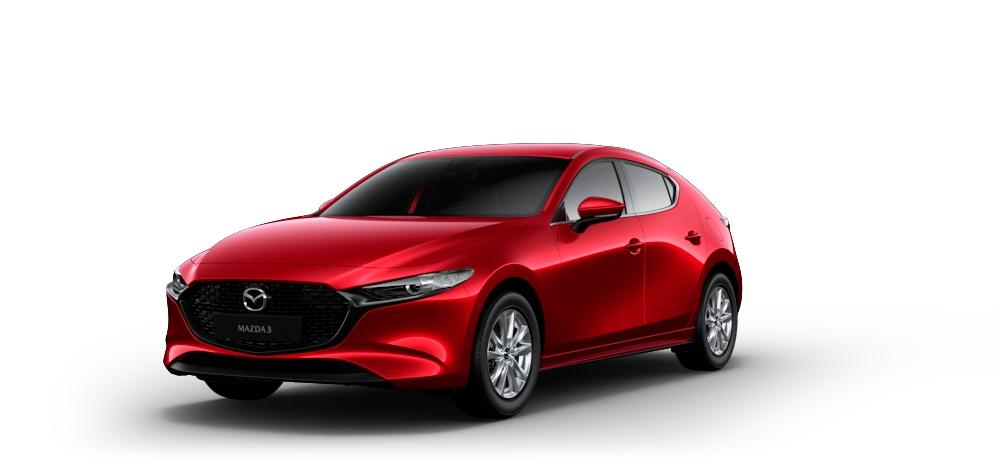 Mazda 3 хэтчбек (Active)
