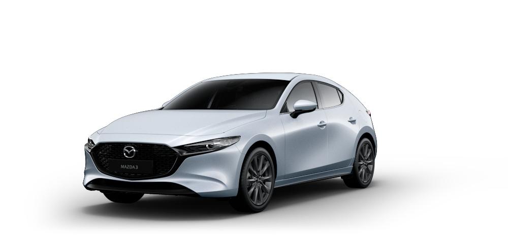 Mazda 3 хэтчбек (Supreme)