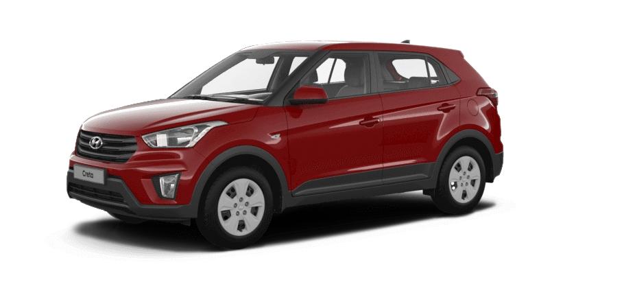 Hyundai Creta Внедорожник (Active)