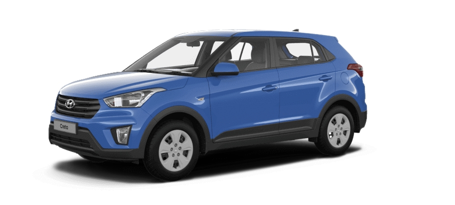 Hyundai Creta Внедорожник (Active + Пакет Winter)