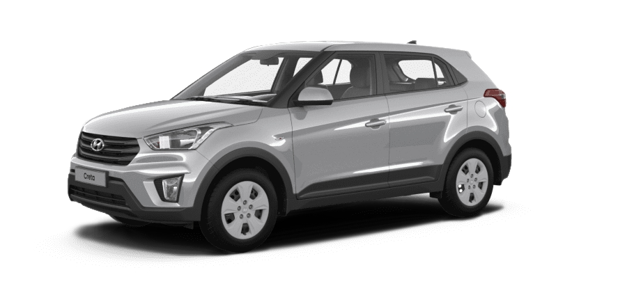 Hyundai Creta Внедорожник (Active + Пакет Winter + Пакет Light)