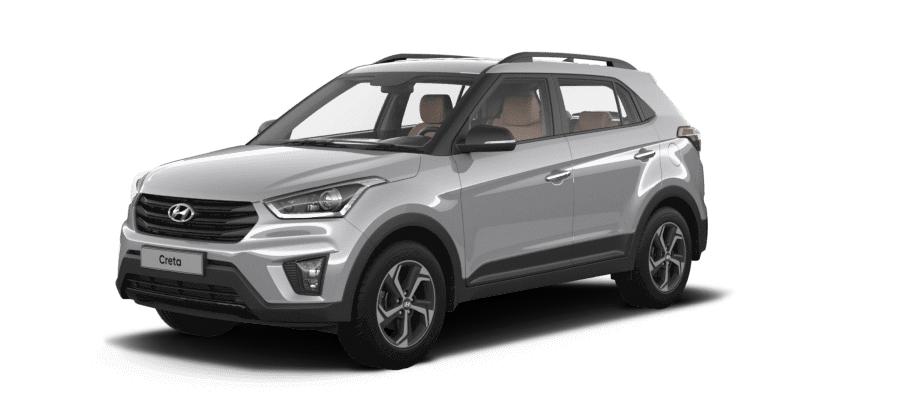 Hyundai Creta Внедорожник (Rock edition)