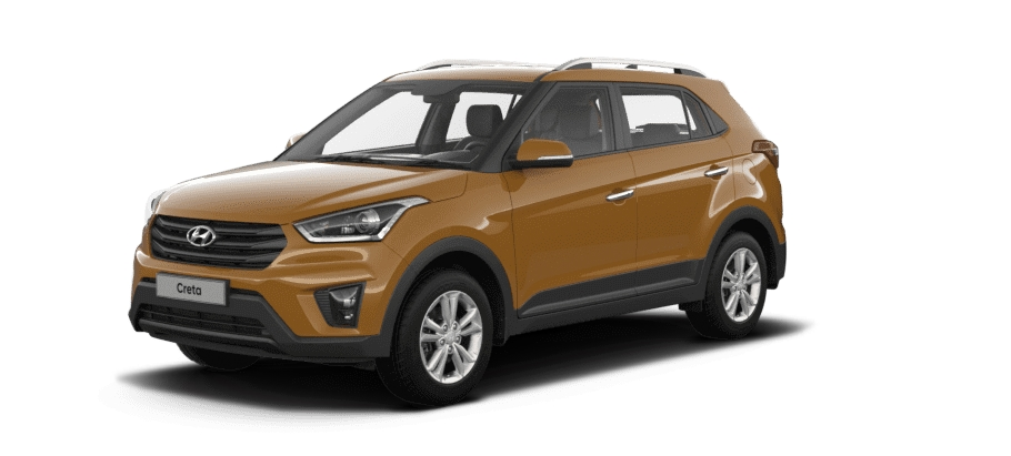 Hyundai Creta Внедорожник (Travel + Пакет Advanced)