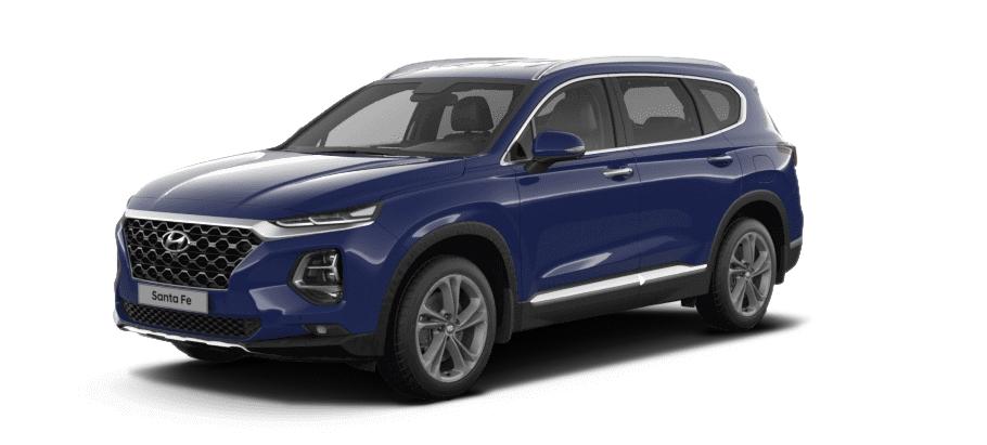 Hyundai Santa Fe Внедорожник (High-Tech)