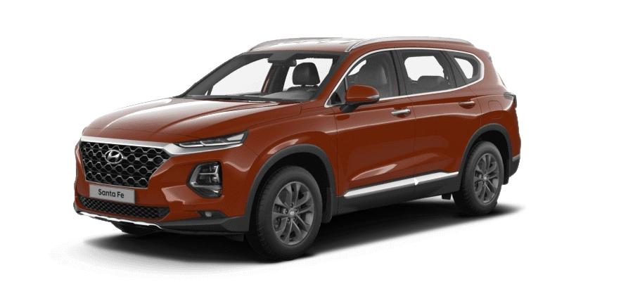 Hyundai Santa Fe Внедорожник (Lifestyle)