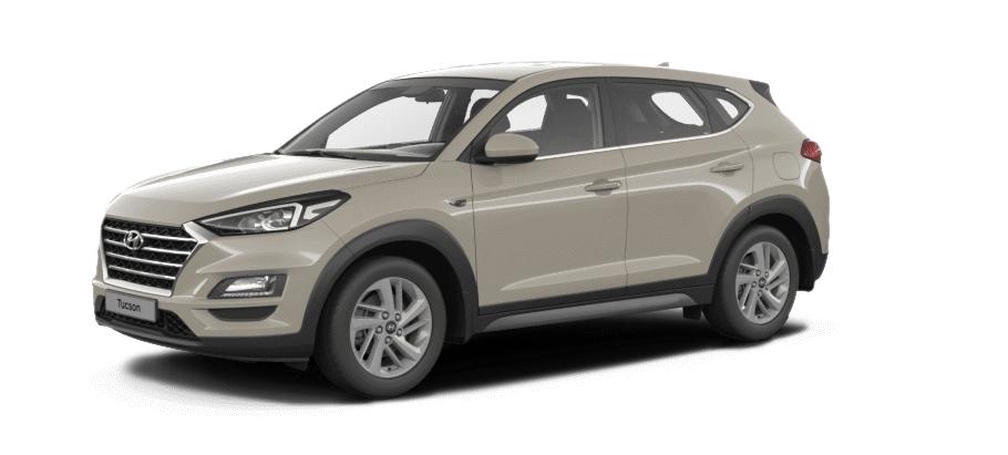 Hyundai Tucson Внедорожник (Rock edition)