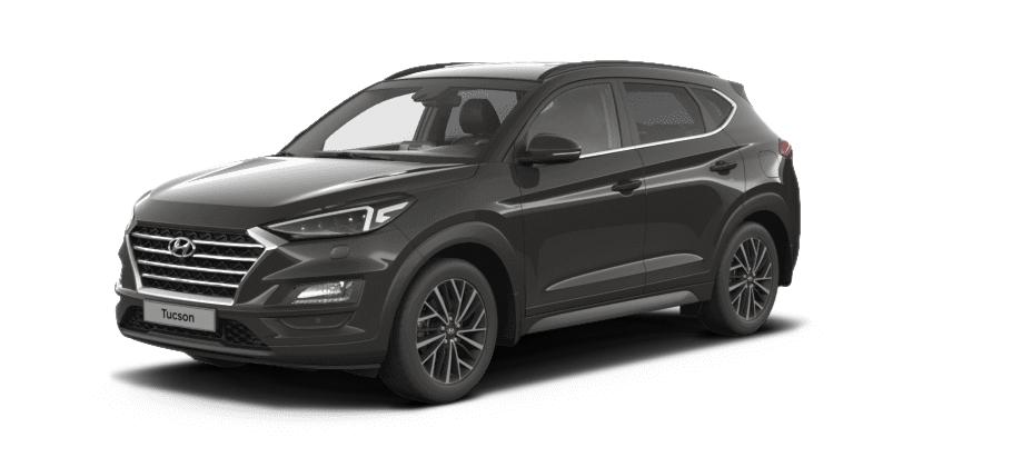 Hyundai Tucson Внедорожник (Dynamic)