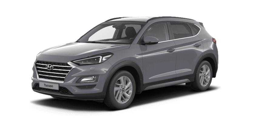 Hyundai Tucson Внедорожник (Lifestyle)