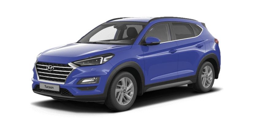 Hyundai Tucson Внедорожник (Lifestyle + Пакет Advanced)