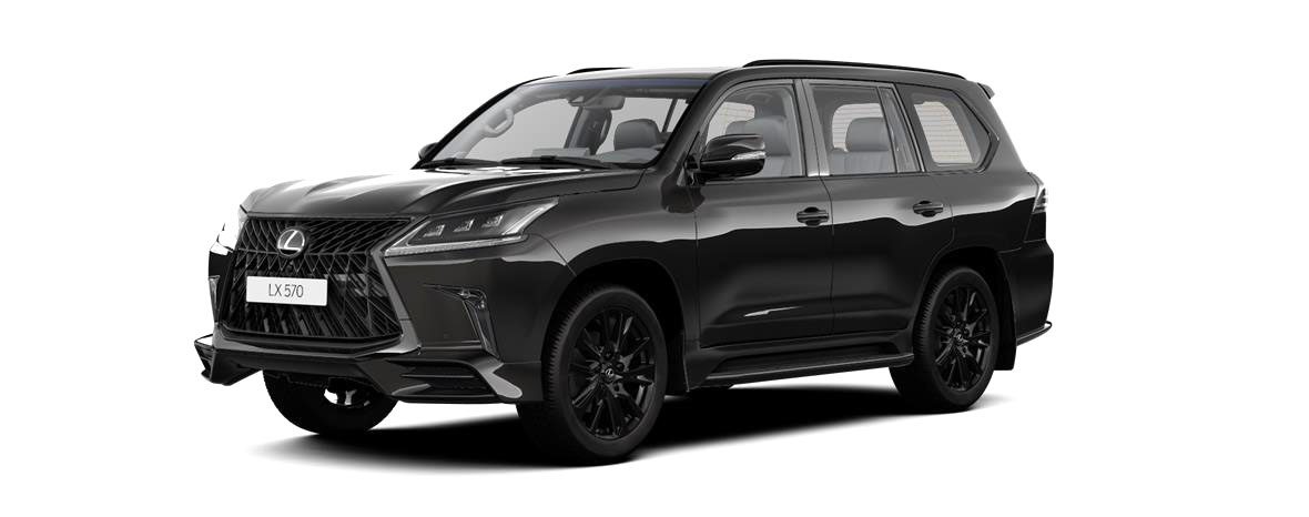 Lexus LX Внедорожник (Black Vision)