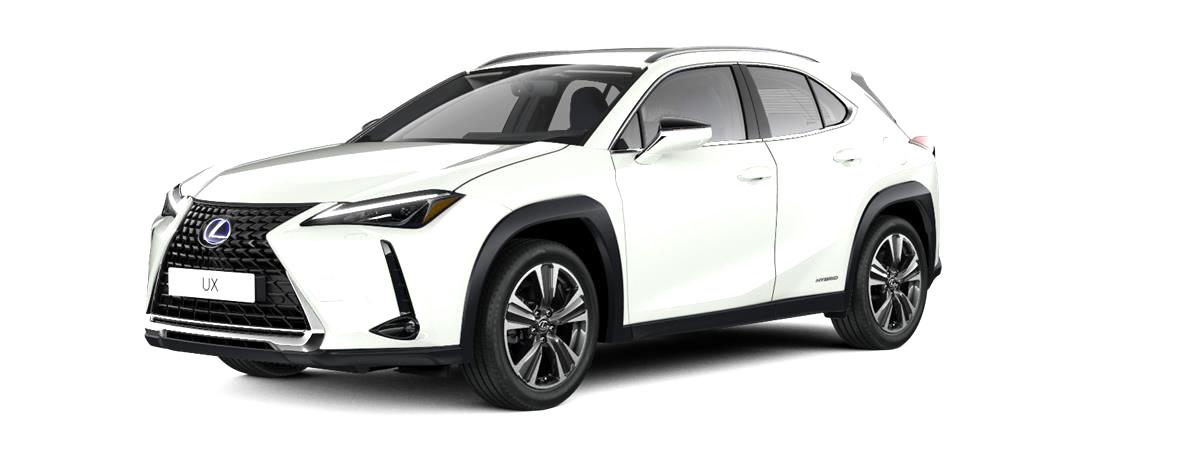 Lexus UX Внедорожник (#enjoy)